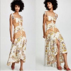 NWTs Boho Gypsy Lover Dress by FREE PEOPLE